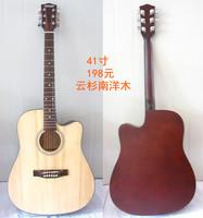 40 41 cutaway acoustic guitar standard of the violin music