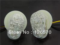 CLEAR LED Flush mount Turn Signals For Yamaha Yzf R1 1998-2006 Yamaha FZ1 1997-2004 Yamaha YZF R6 2006-2008
