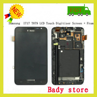 T-Mobile For Samsung Galaxy Note I717 T879 LCD Touch Digitizer Screen + Frame OEM