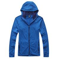 13 male quick-drying sports sweatshirt running shirt hoodie 0.5 2911