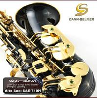 Thelma musical instrument tenor saxophone sae710 selmer black e