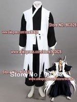 Free Shipping  Apparel Bleach 11th Division Captain Zaraki Kenpachi Cosplay Costume, any measurements
