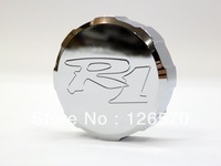 Free Shipping CHROME FRONT BRAKE FLUID CAP For 1998-2012 Yamaha YZF R1 YZF-R1 99 01 02 03 04