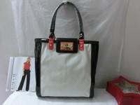 Hot Selling Carmen steffens cutout women's large handbag one shoulder handbag travel bags