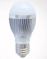 LED BULB 3-12watt high quality  superbrightness 90lm/watt. free shipping Fedex