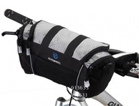 Hot Selling New Cycling Bicycle Handlebar Bag Front Tube Bar Basket Frame Pannier 12494 Free Shipping