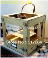 2013 China 3D Printer Single Head-USB OR SD CARD