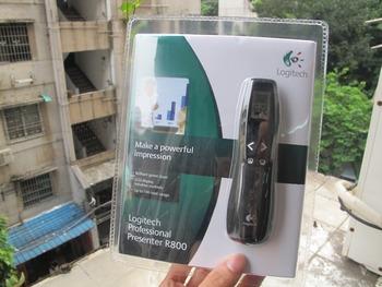 Free Shipping Discount Logitech R800 Wireless Presenter
