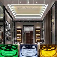 Decoration light 5050 flexible light RGB flashlight LED Strip roll light 300leds/roll +44 keys IR Remote+12V 6A Power Adapter