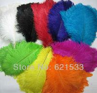 EMS freeshipping!Wholesale! 500pcs/lot Ostrich Feathers 35-40 cm /14-16 Inch Wedding Centerpieces U Pick Color
