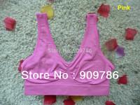 Hot selling wholesale 9 colors 450pcs/lot Seamless Rhonda Shear Ahh bra yoga Bra Bodysuit Shapers DHL/FEDEX free shipping