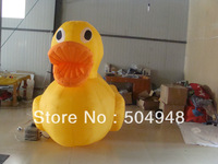 Inflatable Yellow Duck