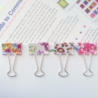 Free shipping wholesale 200pcs/lot 32mm Multicolour purse binder clips Medium folder clip dovetail clip print binder clips 32mm