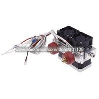 RK061A For Extruder 3D Printer 0.4MM DUAL Nozzle 3D Printer Head