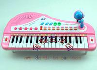 Free Shipping Child piano 37 key multifunctional electronic keyboard music toy