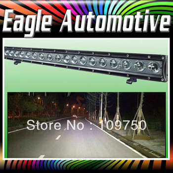 Free Shipping 1 Pcs Cree Work Light 10-30dc 30inch 90w Led Light Bar Spot Driving Lamp Offroad Headlight  # 623525