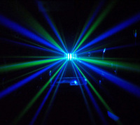 Professional LED Effect Light , Mini LED Double Derby Light ,Stage DJ Disco Party Lighting,stage equipment
