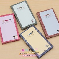 Korean creative stationery lovely diary notepad Winnie Cover Notebook