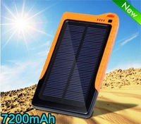 Universal mobile phone charger solar mobile power charger