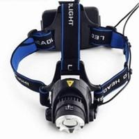 Domestic 568  lashlight LED flashlight T6 LED aluminum flashlight explosion-proof flashlight condenser Headlamp