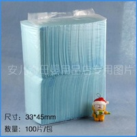 33 45 baby diapers urine mattress disposable nursing pad changing mat Small 100 bag