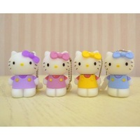 Free shipping 2GB 4GB 8GB 16GB 32GB 64GB Hello Kitty USB Drive Disk,Hot Sales Cheap Price Professional Supplier USB Flash Memory