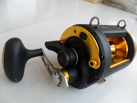 SWORD640 Sea Fishing Trolling Fishing Reel,Boat reel 6 stainless steel bearings Free shipping
