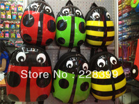 12-inch three-color insect backpack / children backpack / backpack hard shell / shell backpack / Gift