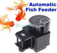 New Automatic Fish Tank Food Feeder Timer Aquarium Drop shipping/Free Shipping