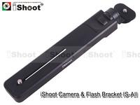 Camera&Flash Bracket/Mount/Holder case for Nikon SB910/SB900/SB800/SB700/SB600/SB80DX