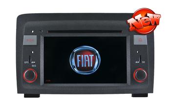 Car dvd for Fiat Idea/Lancia Musa car stereo radio with GPS Navigation Bluetooth USB IPOD Steering Wheel Control Dual Zone