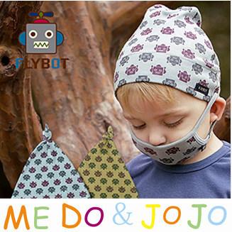 100% cotton child masks cartoon robot baby masks dust mask baby supplies 10g
