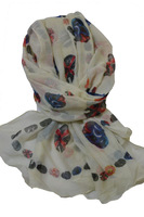 100%VISCOSE SCARF FOR WOMEN