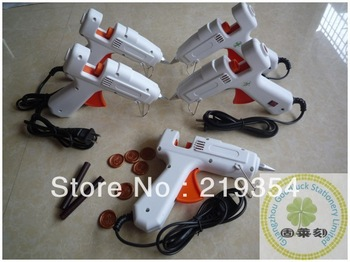 Industrial rechargeable hot melt glue gun/Industrial hobby&craft hot melt glue gun