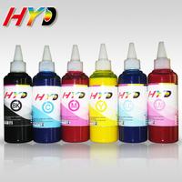 6 color set 100ml bulk refill dye sublimation ink for Epson Stylus Photo 1400