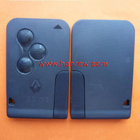 Good quality Renault Megane 3 button Remote key Megane smart card