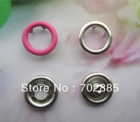 FREE SHIPPING, METAL SNAP FASTENERS PRESS-STUDS POPPERS, 9.5mm , NICKEL FREE