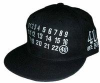 Free hipping 400z-margiela-inspired nyc snapback hiphop cap baseball cap