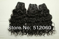 "virgin brazilian Water wave, remy hair, Grade 5A , natural color, 3pcs/lot ,14""-28"", DHL free shipping"