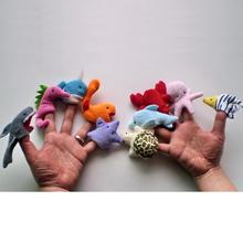 popular animal finger puppet