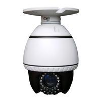 """IR Samsung 500TVL High Speed Security Camera PTZ Camera 3"""" Mini High Speed PTZ Dome Camera Economical and practical"""