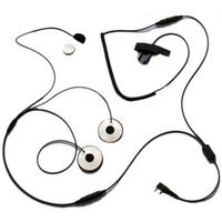 Free shipping Walkie talkie earphones helmet earphones motorcycle earphones walkie talkie helmet earphones