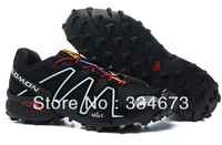 FREE Shipping new arrival salomon 3 woman Running shoes , woman sport men running shoes
