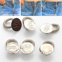NEW * QUICK FIX * Add an inch to any pants waist * EXTENDER * BUTTON * JEANS ID:2013072402