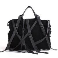 King alexander bag women's handbag bag fashion genuine leather handbag women's one shoulder cross-body vintage straps bag