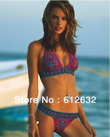 Export order Real Victoria  sexy fashion bikini indian style,women's swimwear, swimsuit,free shipping,