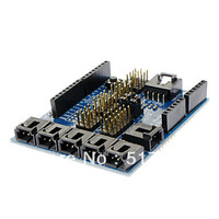 Sensor Shield V4.0 for Arduino (Works with Official Arduino Boards