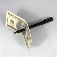 Magic props pen high quality coarse double slider pen close-up magic props pen magic