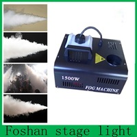 high quality 1500w shoot up stage DJ effection smoke machine with DMX and remove control   FS-TM1500SP2