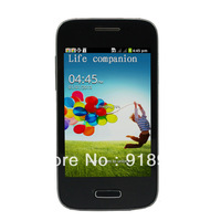 "Cheap Blue Unlocked 4"" MINI Android 4.1 Multi-Touch Dual Sim WiFi Smart Cell Phone Free Shipping"